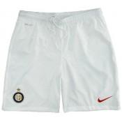 Short Inter Milan 14-15 Extérieur Pas Cher Lyon