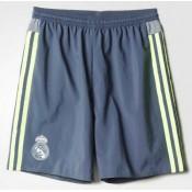 Short Real Madrid 2015 2016 Extérieur Soldes Marseille