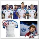 Slovaquie Maillot Domicile Coupe Euro 2016