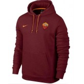 Sweat-Shirt D'As Roma 2015/2016 - Rouge Prix France