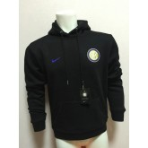 Sweat-Shirt D'Inter Milan 2015/2016 - Noir Pas Chere
