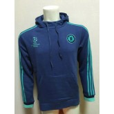 Sweat-Shirt De Chelsea 2015/2016 - Bleu Foncé Shop France