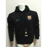 Sweat-Shirt De Fc Barcelone 2015/2016 - Noir En Solde