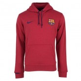 Sweat-Shirt De Fc Barcelone 2015/2016 - Rouge Pas Cher Lyon
