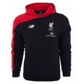 Sweat-Shirt De Liverpool 2015/2016 - Noir Pas Cher Marseille