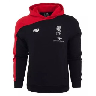 Sweat-Shirt De Liverpool 2015/2016 - Noir Pas Cher Marseille