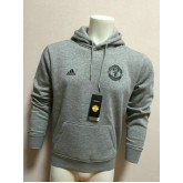 Sweat-Shirt De Manchester United 2015/2016 - Gris Acheter