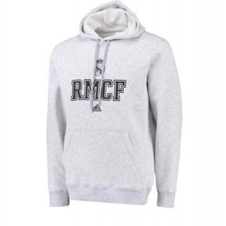 Sweat-Shirt De Real Madrid 2015/2016 - Gris Magasin Paris