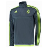 Sweat-Shirt Real Madrid 2015/2016 -- Gris En Ligne