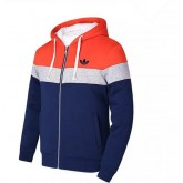 Sweater Adidas 2016 - Orange/Gris/Bleu Cannes