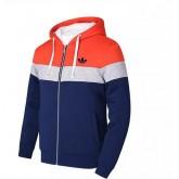 Sweater Adidas 2016 - Orange/Gris/Bleu Cannes