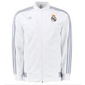 Veste De Real Madrid 2015/2016 - Blanc Rabais Paris